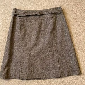 Kenneth Cole Skirt in Grey ~ Size 8